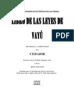 Cedaior - Las Leyes de Vayu