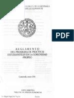 Reglamento PROPEC[1]