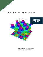 Calculo II - UERJ (Mauricio a. Vilches e Maria Correa)