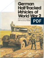 [Arms and Armour Press] German Half-Tracked Vehicles of World War 2