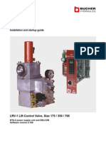 bucher lrv hydraulic valve