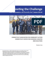 Connecticut Association for Community Action Poverty Report