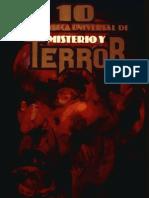 Biblioteca Universal de Misterio Y Terror 10