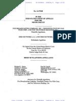 Fox v. Dish - Opening Brief