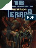 Biblioteca Universal de Misterio Y Terror 18