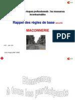 N°2 CROIX ROUGE  MACONS  juillet  2009.ppt