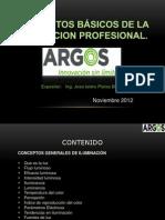 Conceptos Basicos de Iluminacion Argos (Nov. 2012)