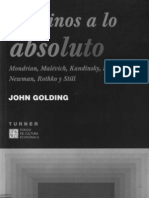 Golding John - Caminos a Lo Absoluto