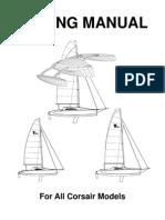 corsair sailing manual