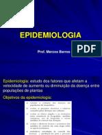 EPIDEMIOLOGIA DE DOENÇAS DE PLANTAS