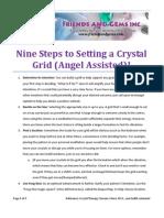 Nine Steps to Setting a Grid