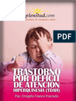 hiperquinesia (TDAH)