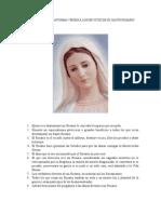 Promesas de La Santisima Virgen a Los Devotos de Su Santo Rosario