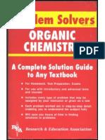 organic chemistry problem solver problem solver