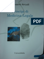 Principi Di Medicina Legale