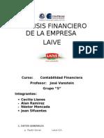 Presentacion Final Laive