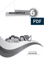 Guia Matematica Sexto Ano