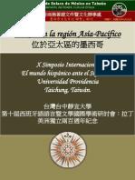 Mexico Asia 2013