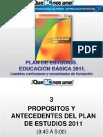 Plan de Estudios2011