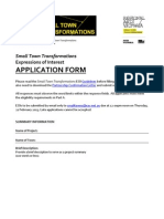 EOI Form STT Project