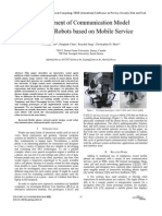 Development of Communication Model