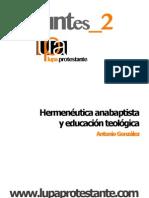 Apuntes_lupa_2_Hermenéutica_Anabaptista_A_González