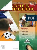 stysa coaches handbook