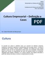 Cultura Empresarial - Definição e Cases
