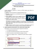 Editar Una Pagina Web