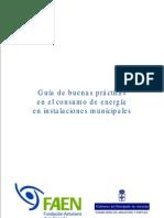 Guia Ayuntamientos - Eficiencia Energetica