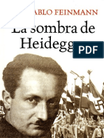 Feinmann.la Sombra de Heidegger