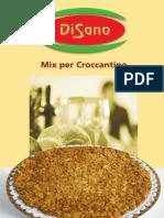 Disano Srl - Mix per Croccantino