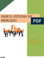 Fase II Estudio de Mercado