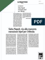 Rassegna Stampa 26.01.13