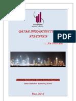 Qatar Infrastructure Statistics, 2012 New
