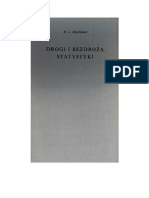 Reichmann, W. J. - Drogi i bezdroża statystyki – 1968 (zorg)