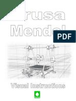 Prusa Mendel Visual Instructions (Standard Resolution)