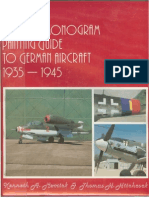 Monogram Painting guide to german aircraft 35-45
