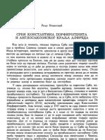 Relja Novakovic - Srbi Konstantina Porfirogenita i anglosaksonskog kralja Alfreda