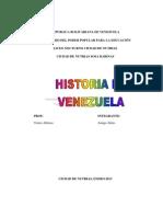 Conquista de Venezuela