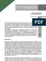 Le français sur objectifs spécifiques (F.O.S.):une didactique spécialisée ?