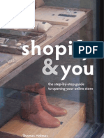 Shopify & You - Introduction and first chapter