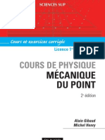 Mecanique Du Point - 2eme Edition
