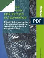 La pesca en España según Greenpeace