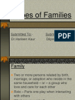 type of families