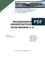 TRSistemas y Procedimientos