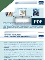 Intertek Comm. Turkey Lab Presantation