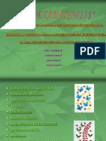 ZOOCRIA DE PUPAS DE MARIPOSAS (LEPYDOPTERA)[1].ppt