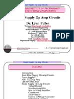 Single Supply OpAmp Circuit Designing