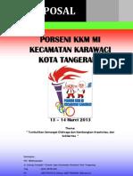 Proposal Porseni Kkm Karawaci
